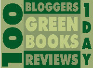 100 Bloggers Green Books Logo