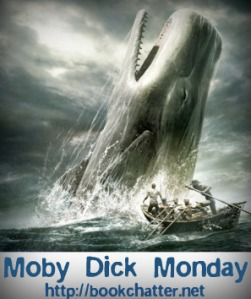 Moby Dick Monday Large Button