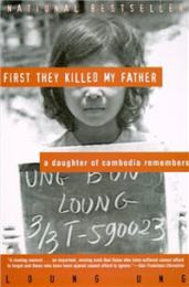 First They Killed My Father Book Cover