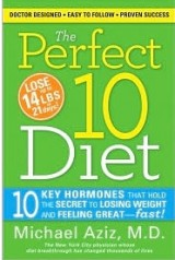 The Perfect 10 Diet Book Cover