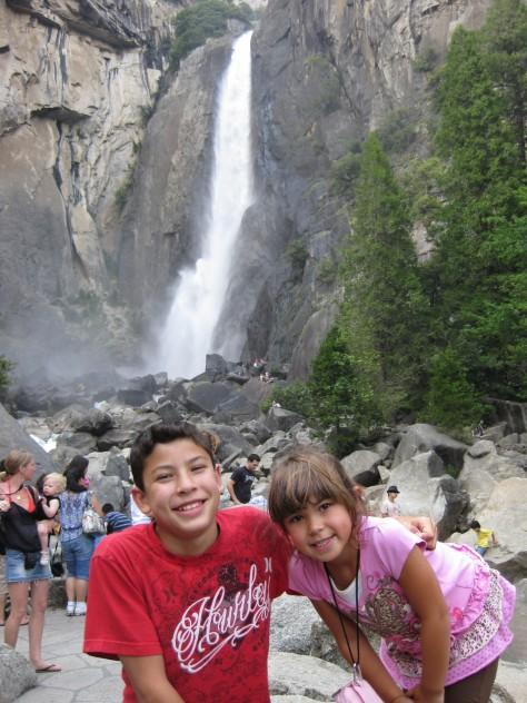 E & E Yosemite Falls