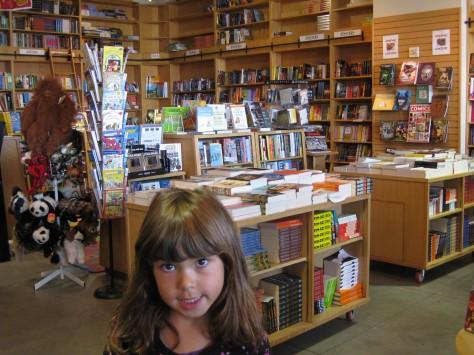 E at Book Passage