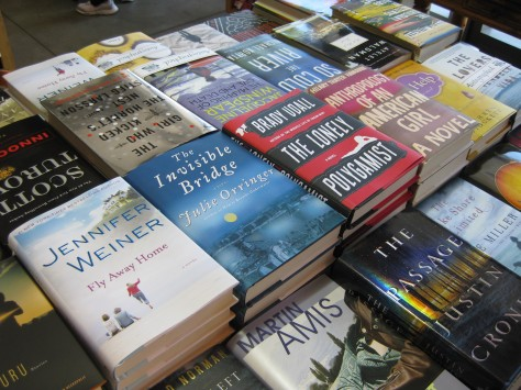 Book Passage - The Bestseller's Table