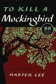 To Kill a Mockingbird 50th Edition Cover