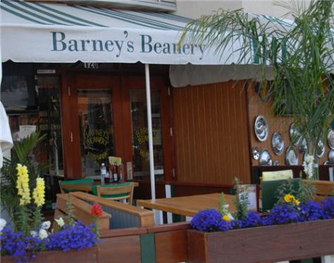 Barney's Beanery Front