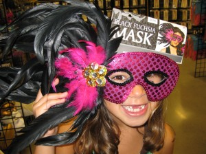 The Girl in Mask #2