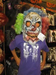 The Boy in Hideous Mask