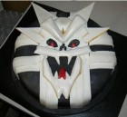 Scary Bday Cake