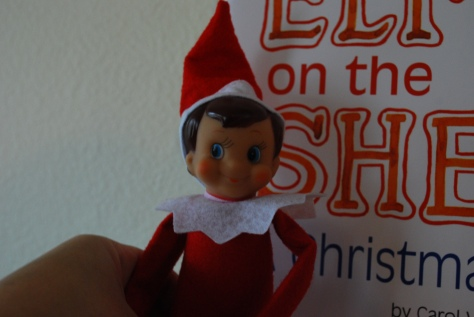 Elf from Elf on a Shelf