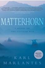 Matterhorn Book Cover