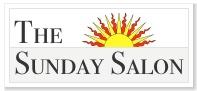The Sunday Salon Button