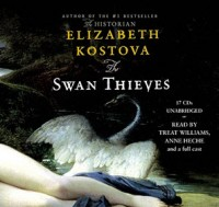 The Swan Thieves Audio Version