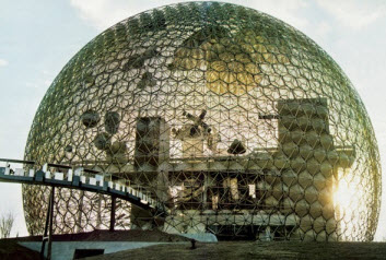 Geodesic Dome (Source Unknown)