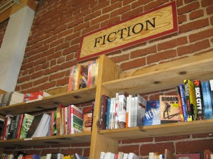 Fiction Aisle