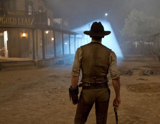 Cowboys & Aliens Daniel Craig