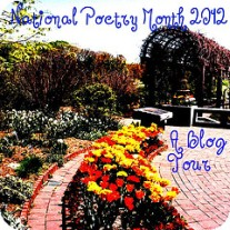 National Poetry Month - Blog Tour