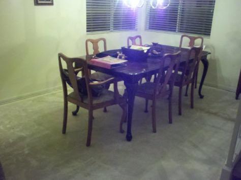Dining Room - No Carpet