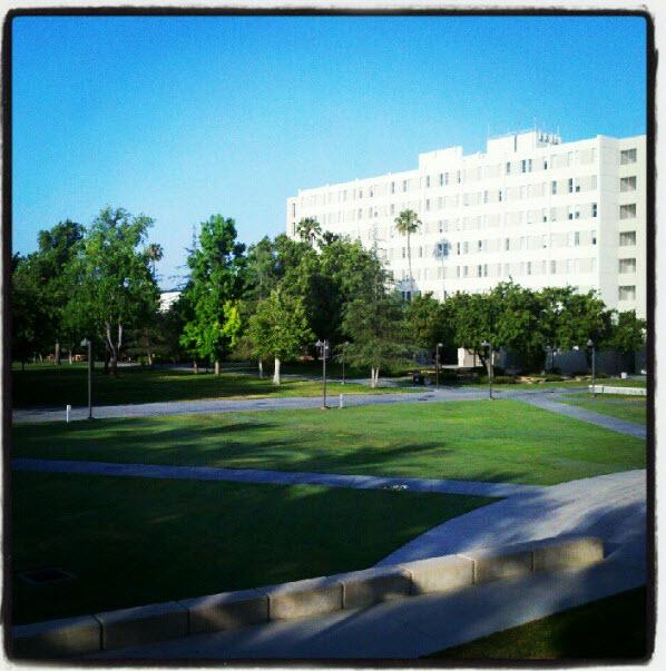 CSUN Quad (Summer)