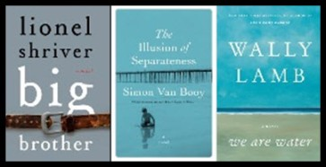 Galleys of Upcoming Books