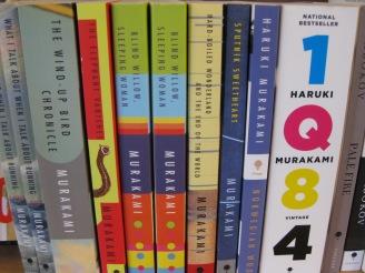 Murakami Shelf