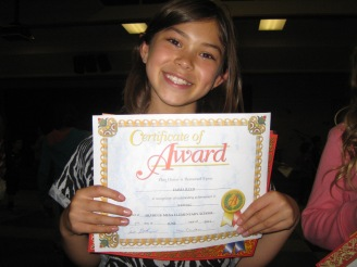 The Girl's Award