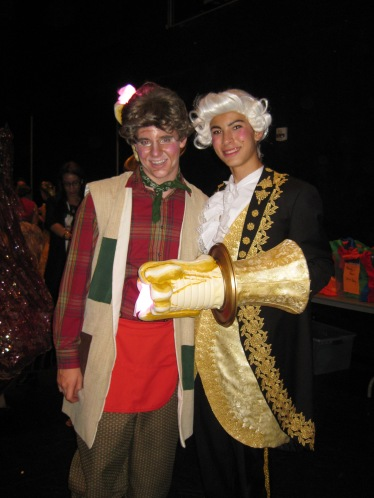 Maurice and Lumiere