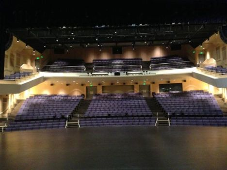 SC Performing Arts Center