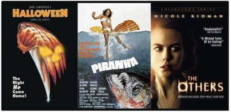 REP VIII Movie List
