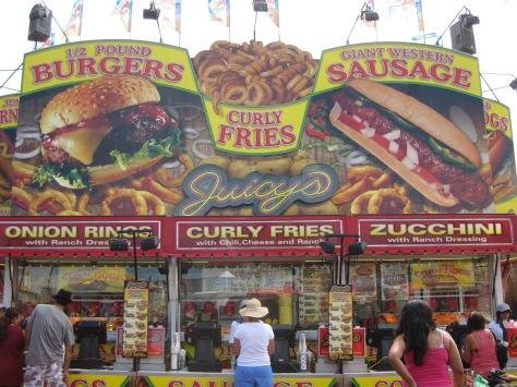 Fair Food Stand #2