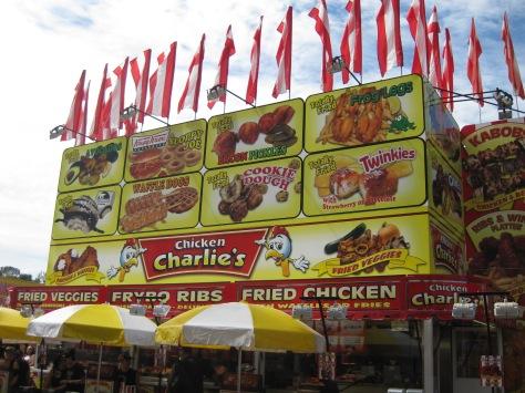 Fair Food Stand #1
