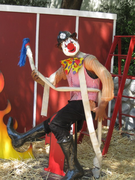 Freaky Fair Clown