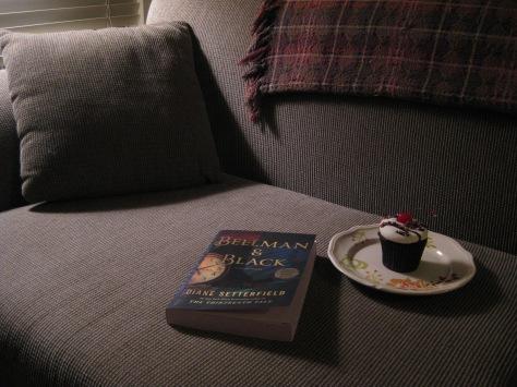 Cupcake and a Book