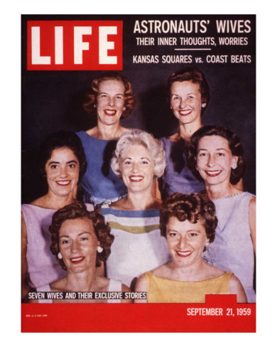 The Astronaut Wives Club. A True Story - Lily Koppel
