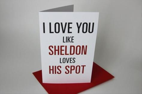 Sheldon Card