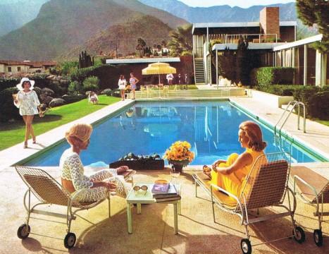 Pool Side Gossip