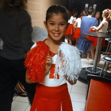 Grease - Cheerleader