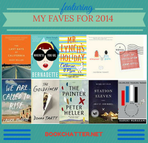 My Faves for 2014