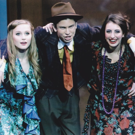 Lily, Rooster, Hannigan