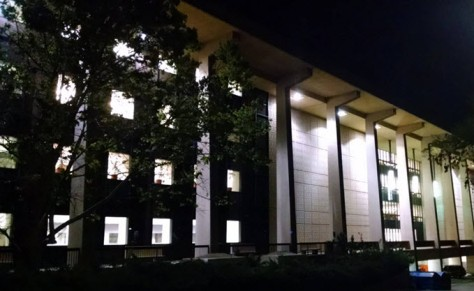 The Oviatt Library