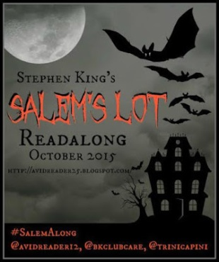 Salem's Lot Read Along button.