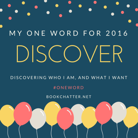 One Word for 2016
