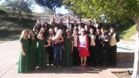 The Canyon Madrigals
