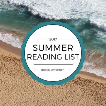 Summer Reading List for 2017 Graphic