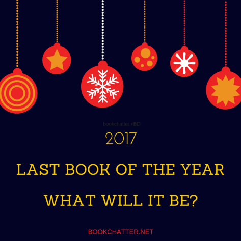 2017 - Last Book of the Year