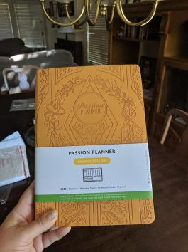 2020 Passion Planner