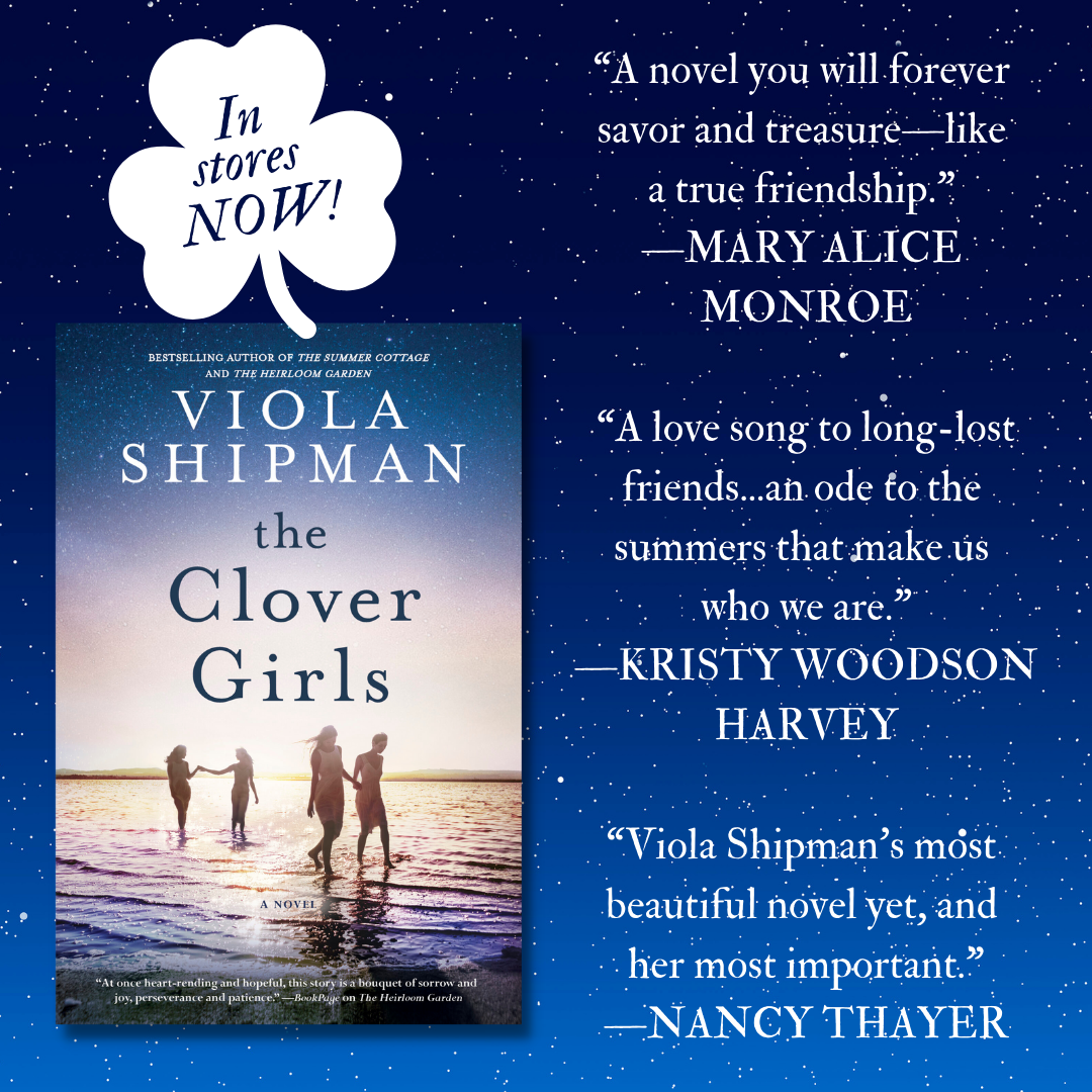 The Clover Girls is in Stores Now!