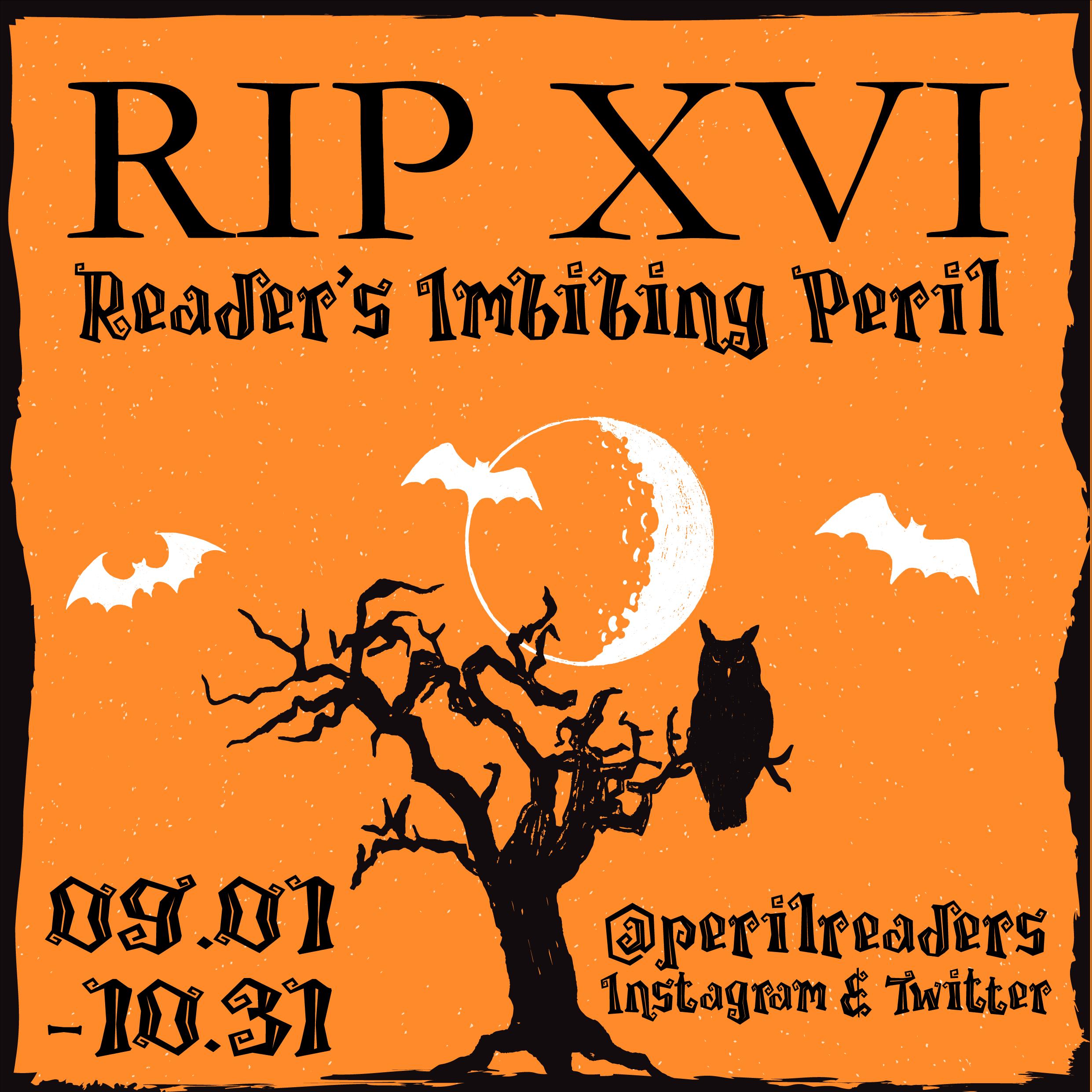 RIP XVI Challenge - 2021